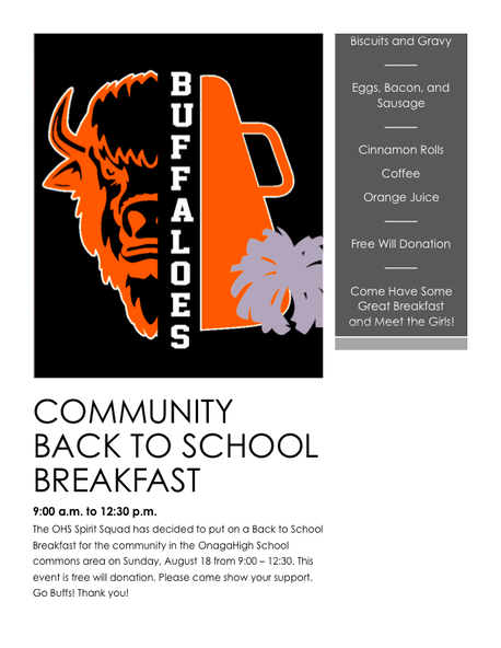Back to School Breakfast Flyer (dragged)